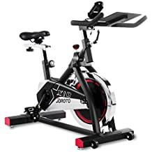 JOROTO Indoor Cycling Bike Trainer - Professional Exercise Bike Stationary Bike for Home Cardio Gym Workout