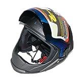 AEspares Steelbird Air SBA-2 Full Face Helmet Safe