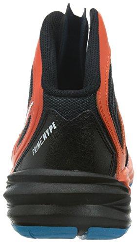 Nike Prime Hype Df Int - - Hombre Negro / Blanco