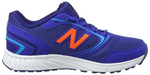 New Balance Kj455v1y, Zapatillas de Running Unisex Niños Azul (Pacific)