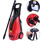Heavy Duty 2030PSI Electric High Pressure Washer 2000W 1.76GPM Jet Sprayer New