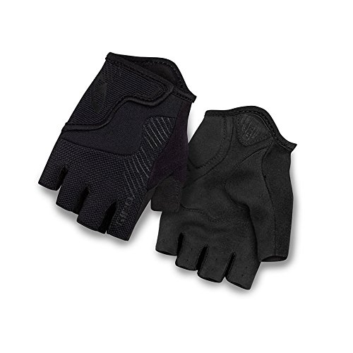 (Giro Bravo Jr Glove - Kid's Mono Black Medium)