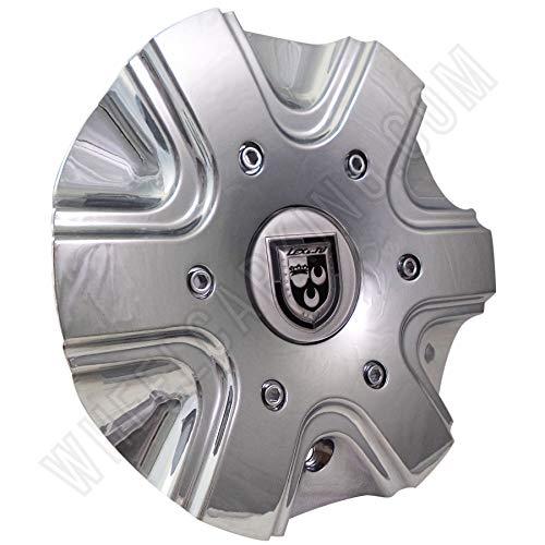 - Lexani Wheels 'DIAL' Chrome Custom Wheel Center Cap # C-367-C (1 Cap)