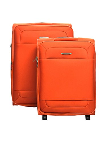 Roncato Set 2 Trolley Medio & Cabin ARANCIO Unica