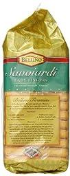 Bellino Savoiardi Lady Fingers, 17 Ounce (Pack of 12)