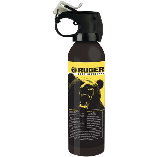 TORNADO RB0100 Bear Pepper Spray System PET2