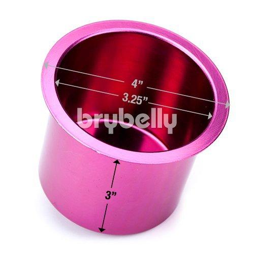 Brybelly Viel 10Vivid Becherhalter rose IthsdFnd