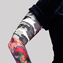 Tattoo camo tattoo cover up for Bairly sheer tattoo cover