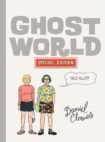 Book cover for Ghost World
