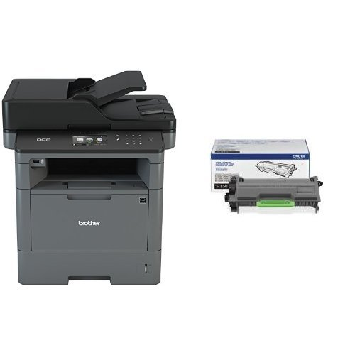 DCP L5500DN with High Yield Toner