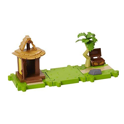 World of Nintendo Legend of Zelda: Windwaker Link's Island Village Set