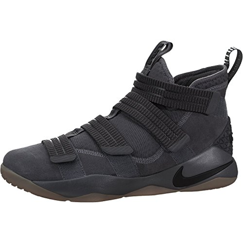 Nike Lebron Soldier XI SFG (Nike Shoes Laceless)