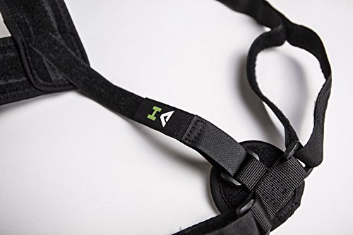 Hardihood Athletics Posture Corrector - Orthopedic Trainer Brace for Women or Men - Comfortable Breathable Device to Fix Upper Lower Back Shoulder and Neck Pain - Adjustable Clavicle Support Bands by Hardihood Athletics (Image #2)