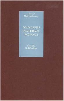 >>PORTABLE>> Boundaries In Medieval Romance (Studies In Medieval Romance). Learn Entire Pantalla Amazing etapa