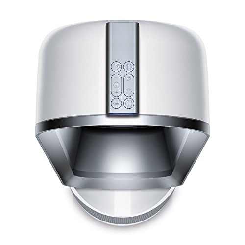 Dyson Pure Cool Link Tower WiFi-Enabled Air Purifier, TP03 (White/Silver)