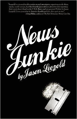 News Junkie by Jason Leopold (2014-11-11)