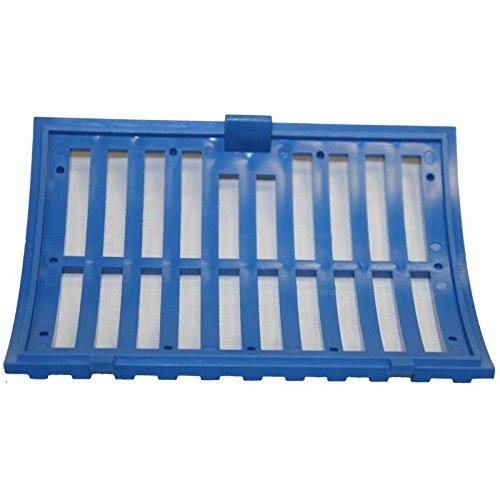 Karcher 8.614-141.0 Cover, Blue Plastic Exhaust Filter Xp 12/15/18,