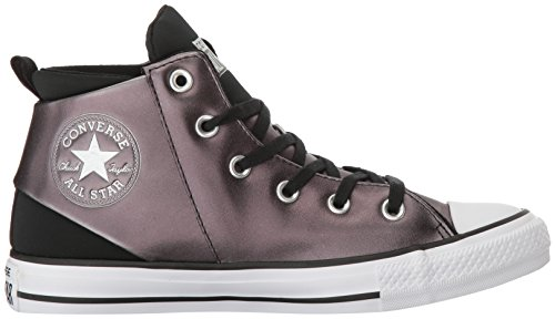 Converse Womens Chuck Taylor All Star Sloane Mid Sneaker Nero