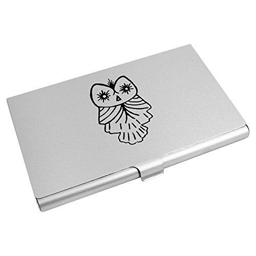 Holder Azeeda Owl' CH00010501 Wallet Card Business Card 'Cute Credit qB1wBCI