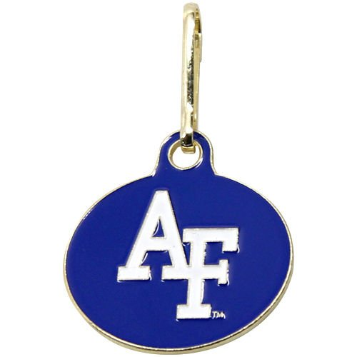 NEW! Air Force Falcons U Can Zip It Gym Bag, Luggage, Jacket, Purse Zipper Pull