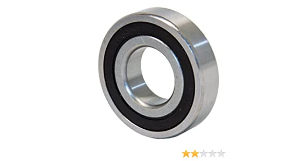 "Pack of 10 Stainless Steel Sealed Ball Bearing SR10-2RS 5//8/""x 1 3//8/""x11//32/"" inch"