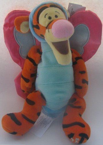 - Disney Bean Bag Plush Tigger as a Butterfly Easter 9