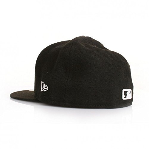 59fifty Yankees Mlb Baseball Chapeau bla Homme Whi blanc Era Multicolore Ny Noir Basic Noir Blanc New De Fitted xXUIP5