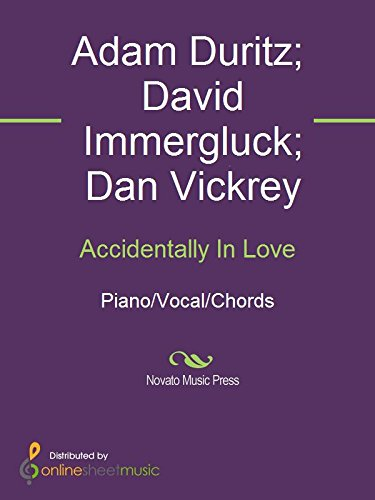 Accidentally In Love Kindle Edition By Adam Duritz Counting Crows