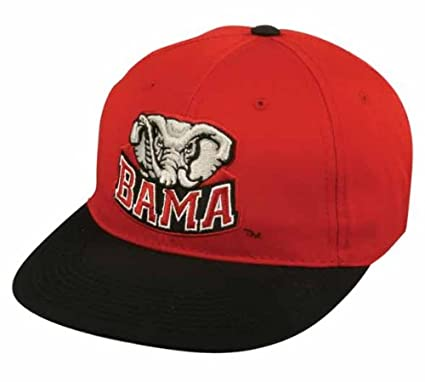 c3c738cfa43 Alabama Crimson Tide YOUTH Cap Officially Licensed NCAA Authentic Replica  Baseball Football Hat