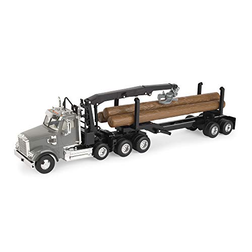 ner 122SD Logging Truck with Grapple & Logs ()