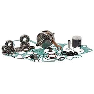 amazoncom complete engine rebuild kit   box  suzuki rm offroad motorcycle automotive