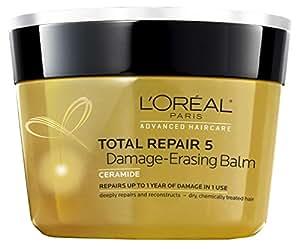 L 'Oreal Paris Advanced Haircare Total Repair 5 Damage-Erasing Balm (Pack of 2)