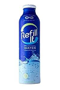 Refill It Water, 22 FL OZ 4 Pack