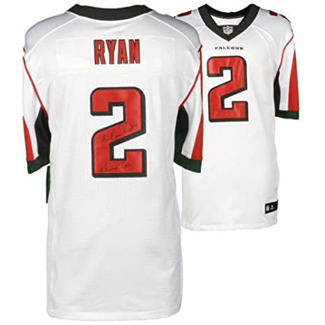 lowest price a9d23 e6dca Amazon.com: MATT RYAN Autographed
