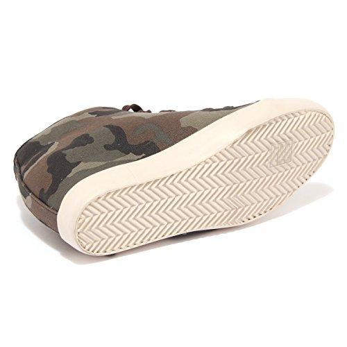 OLO sneaker shoes women mimetica Mimetico scarpa donna 7761Q borchie qEwS66