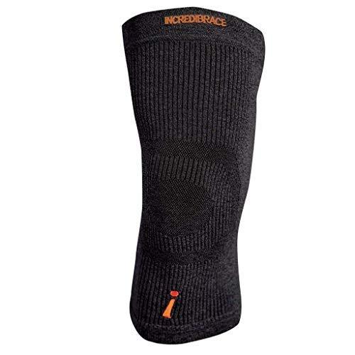 Incrediwear Knee Sleeve, Black, X-Large by Incrediwear