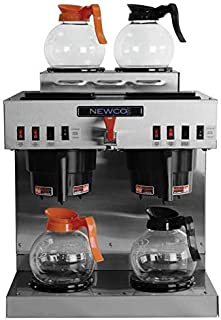 product image for Newco GKDF-4 Dual Automatic Coffee Brewer