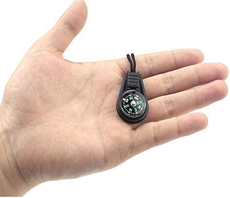 Br/újula peque/ña N//V con cuerda colgante mini br/újula