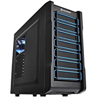 Tower Gaming Desktop Computer Intel i5 8600K 3.6Ghz 8Gb DDR4 2TB 250Gb SSD 550W PSU Nvidia GeForce GTX 1050 Ti 4Gb