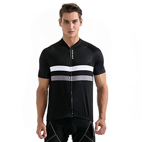 国民はず助けてサイクルウェア サイクルジャージ カジュアル 上着 メンズ 半袖 夏 自転車 スポーツウェア シャツ 通気
