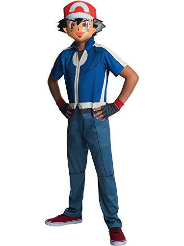 Rubie's Costume Pokemon Ash Child Costume, Small -