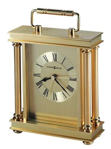 Howard Miller 645-584 Audra Table (Carriage Style Table Clock)