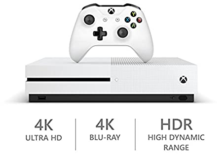 Xbox One S 1TB Console – Gears of War 4 Bundle Discontinued