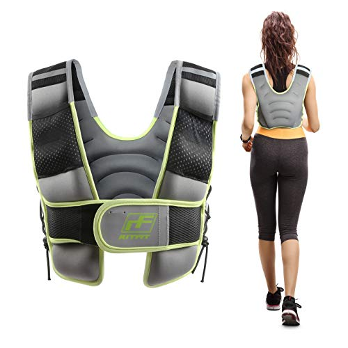 RitFit Adjustable Weighted Vest