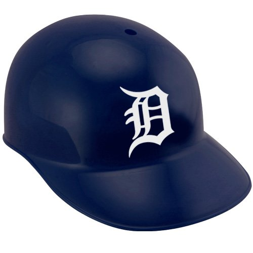 Navy Blue Mlb Batting Helmet - Rawlings Detroit Tigers Navy Blue Replica Batting Helmet