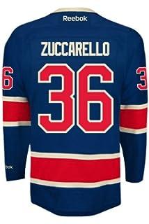 Mats Zuccarello New York Rangers Reebok Premier Third Jersey NHL Replica a64c84dc4