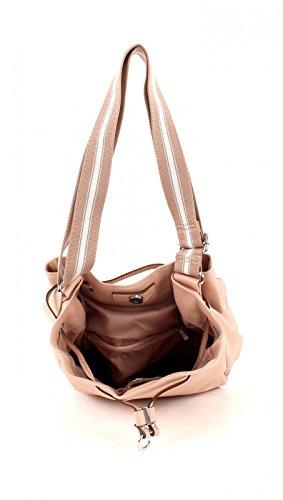 ESPRIT017ea1o021 - Bolso de hombro Mujer Rosa