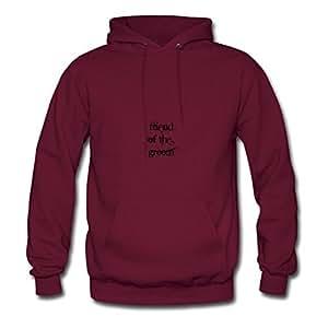 Burgundy Regular Chic Friend Of The Groom Sweatshirts X-large Women Designed