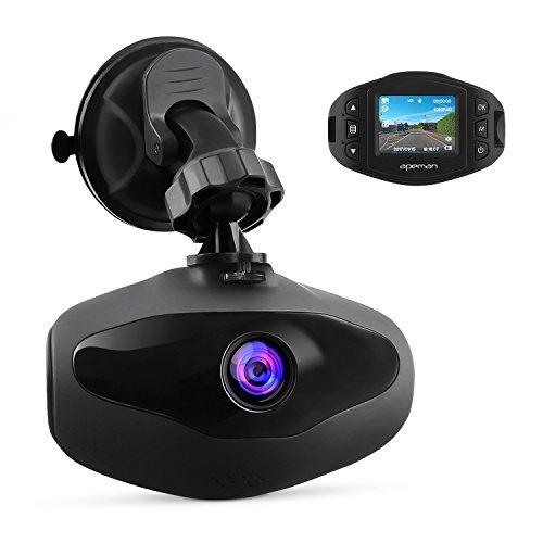APEMAN Dash Cam Mini Car Dash Camera Full HD 1080P Video Recorder with Sony Sensor, 650NM Lens, WDR, Loop Recording, Motion...
