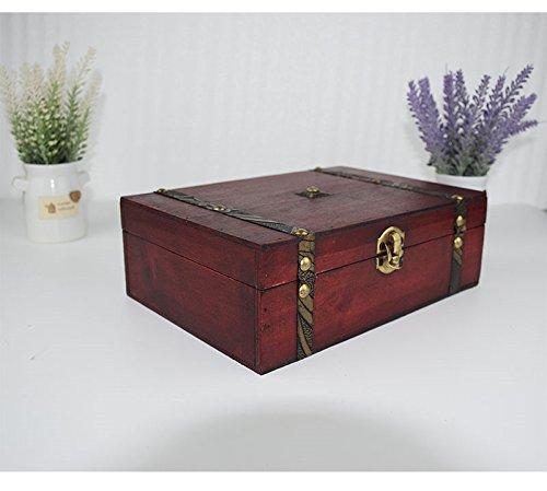 Wooden Household Decor Storage Boxes